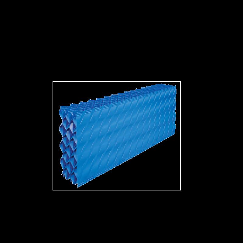 Tube Settler Blue PVC